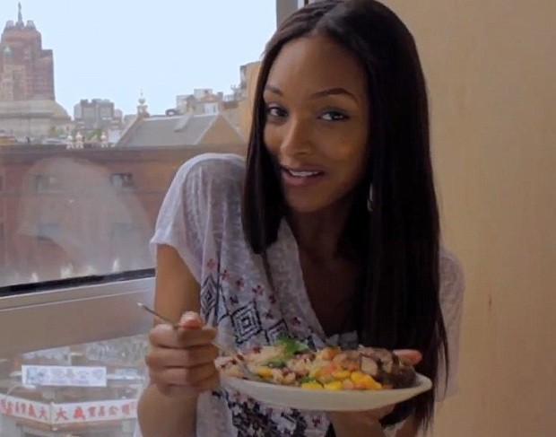 Jourdan Dunn Cookery