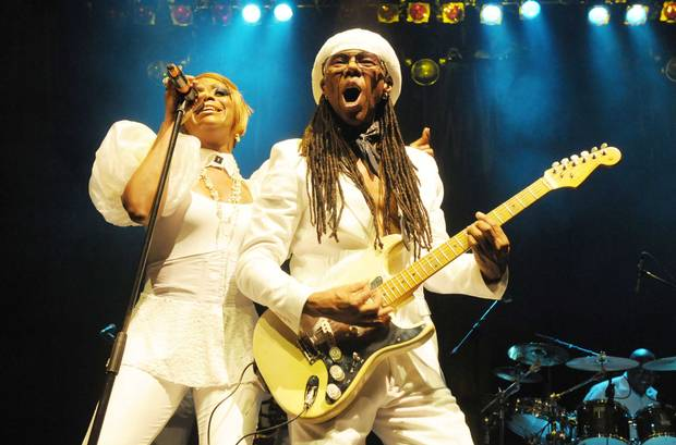 Chic at Indigo2