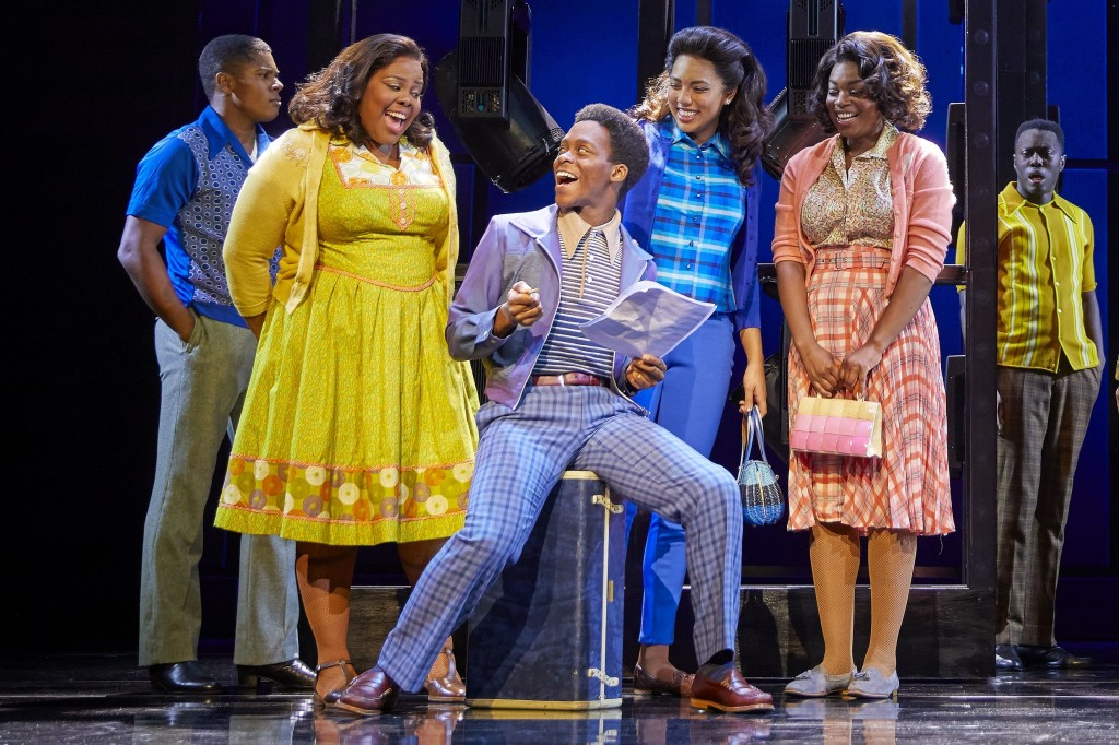 l-r-amber-riley-tyrone-huntley-liisi-lafontaine-ibinabo-jack-in-dreamgirls-at-the-savoy-theatre-credit-brinkhoff-mogenburg