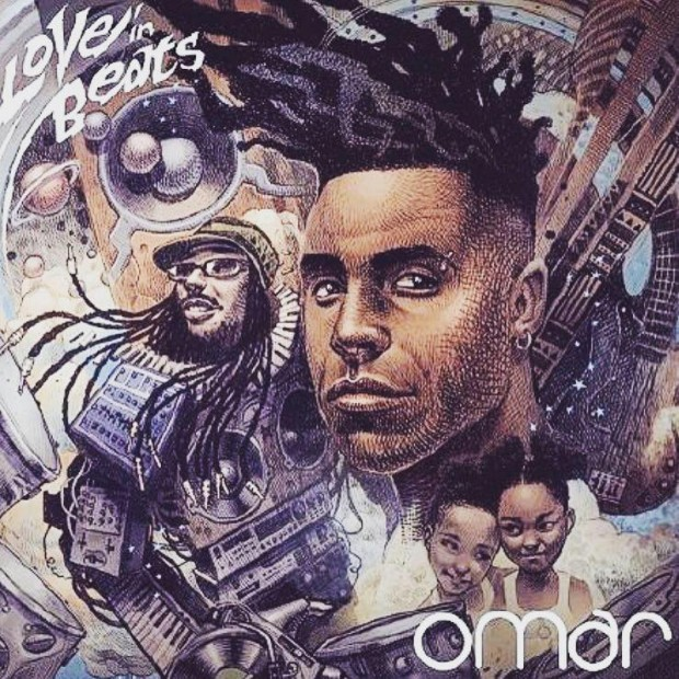 omar-love-in-beats-coverart