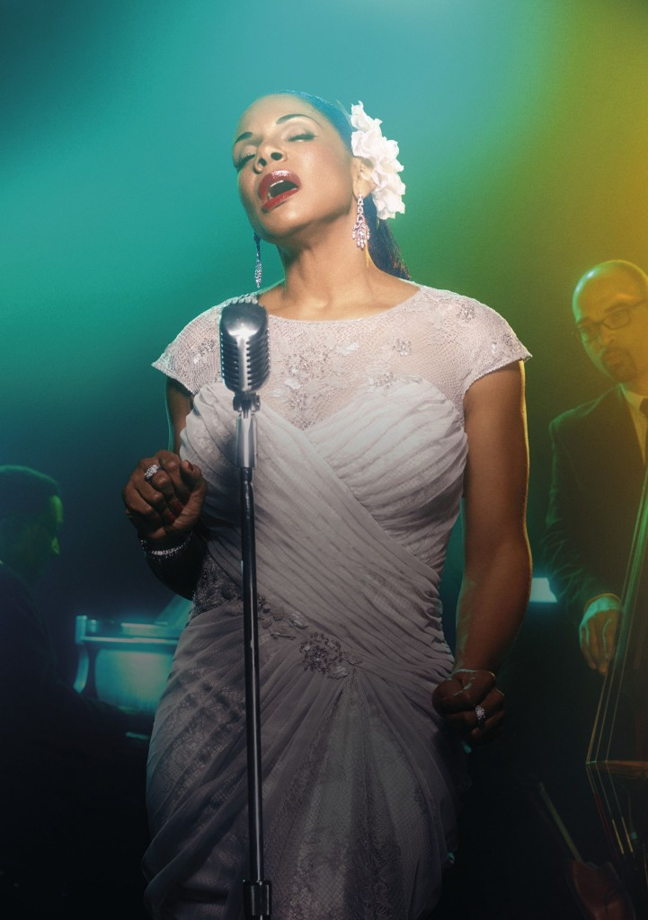 Audra McDonald in Lady Day at Emerson's Bar & Grill