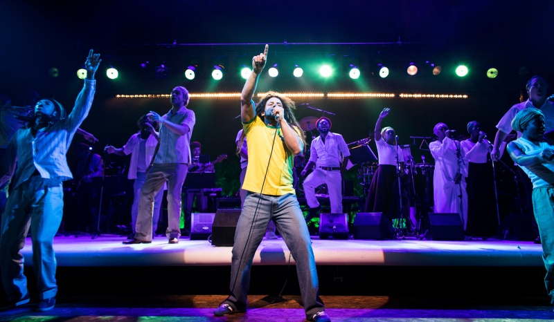 Bob Marley The Musical