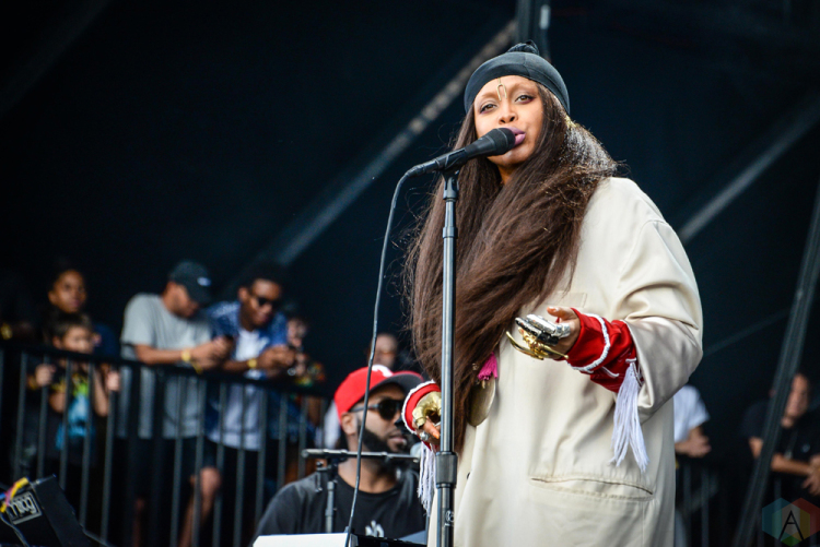 Erykah Badu at Meadows Festival 2017