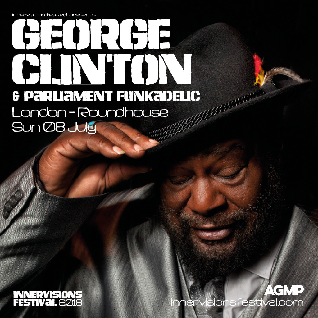 George Clinton Innervisions Online Shot