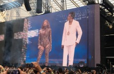 Bey and Jay take to the stage at The London Stadium, Friday 15 June